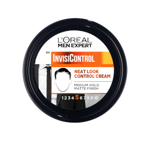 L'Oreal Men Expert InvisiControl Neat Look Control Hair Cream 150ml