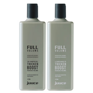 Juuce Full Volume Shampoo and Conditioner Duo