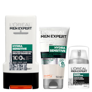 L'Oréal Paris Men Expert Sensitive Set