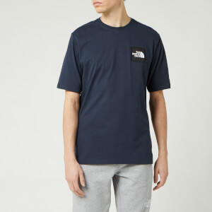 The North Face Men's Masters of Stone T-Shirt - Urban Navy