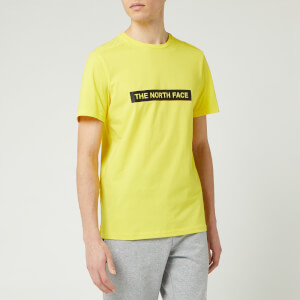 The North Face Men's Light T-Shirt - TNF Lemon