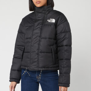 The North Face Women's Synth City Puffer Jacket - TNF Black
