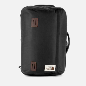 The North Face Travel Duffel Pack - TNF Black Heather