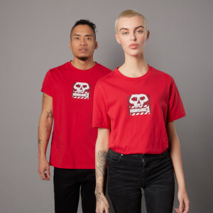 Borderlands 3 Skull Logo Unisex T-Shirt - Red