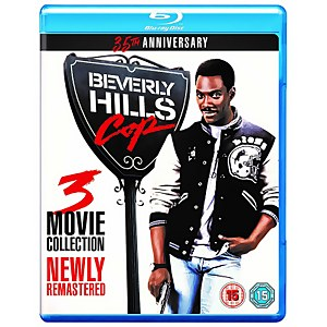 Beverly Hills Cop - Triple Pack
