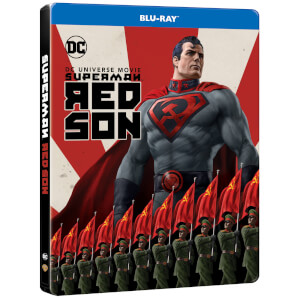 Superman: Red Son - Limited Edition Steelbook