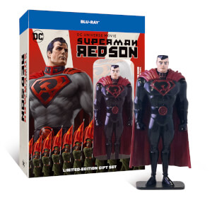 Superman: Red Son with Mini Figure