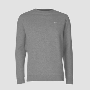 MP Herren Essentials Sweater - Grey Marl