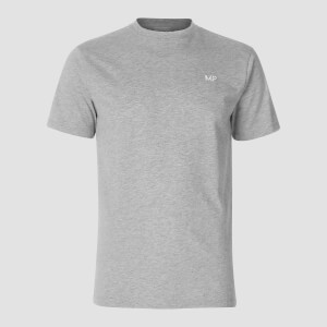 Camiseta Essentials - Gris Pardo