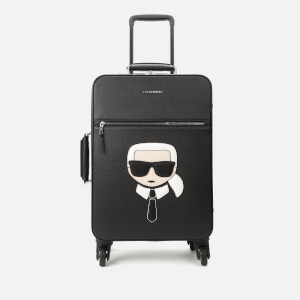 Karl Lagerfeld Women's K/Ikonik Trolley - Black