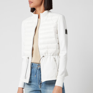 Mackage Women's Joyce Mixed Padded Jacket - White