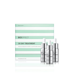 BIOEFFECT Total Transformation 30 Day Treatment 3 x 5ml