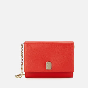 Furla Women's 1927 Mini Cross Body 18 Bag - Red