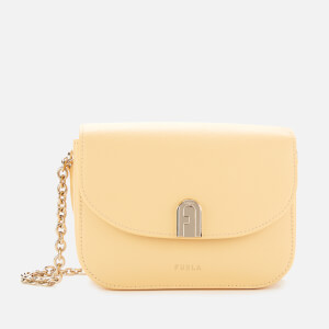Furla Women's 1927 Mini Cross Body Bag - Yellow