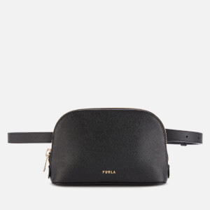 Furla Women's Code Large Belt Bag - Black