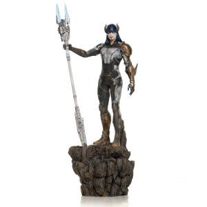Iron Studios Marvel Avengers: Endgame BDS Art Scale Statue 1/10 Proxima Midnight Black Order 32 cm