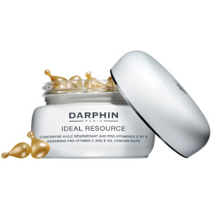 Darphin Renewing Pro-Vitamin C and E Oil Concentrate (60 Capsules)