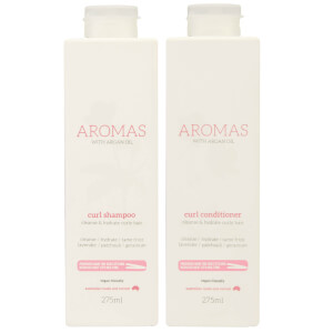 NAK Aromas Curl Shampoo and Conditioner Duo
