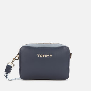 Tommy Hilfiger Women's Iconic Tommy Camera Bag - Sky Captain