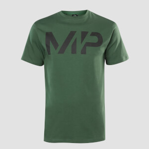 Camiseta Grit - Hunter Green