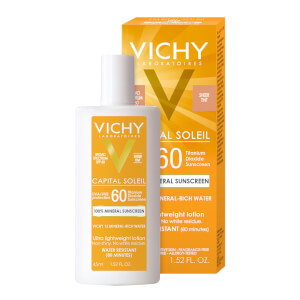 Vichy Capital Soleil Tinted Mineral Sunscreen for Face SPF60