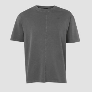 Camiseta Oversize Raw Training - Carbon
