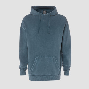 Sweat à capuche MP Raw Training – Bleu Foncé