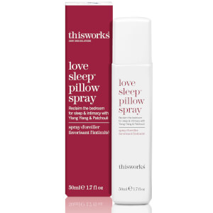 this works Love Sleep Pillow Spray 50ml