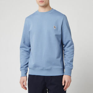 PS Paul Smith Men's Sweatshirt - Grey Blue