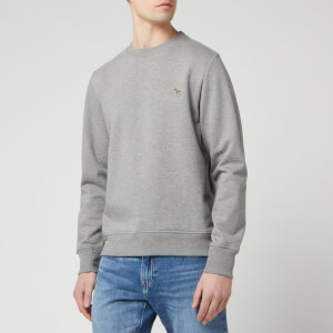 PS Paul Smith Men's Sweatshirt - Melange Grey