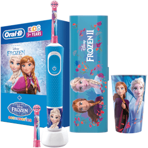 Kids' Elektrische Tandenborstel Frozen Met Extra Accessoires