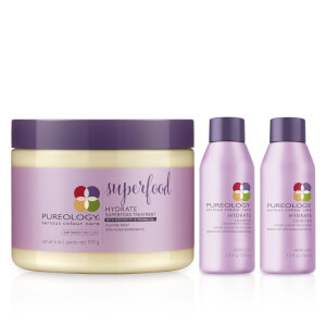 Pureology Hydrate Colour Care Ultimate Bundle
