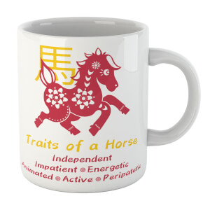 Traits Of A Horse Mug Mug