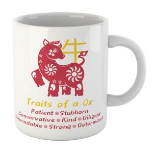 Traits Of A Ox Mug Mug