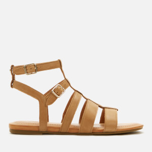 UGG Women's Mahalla Gladiator Sandals - Almond