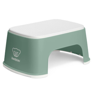 BABYBJÖRN Step Stool - Green