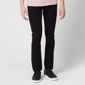 Armani Exchange Men's Slim Denim Jeans - Black