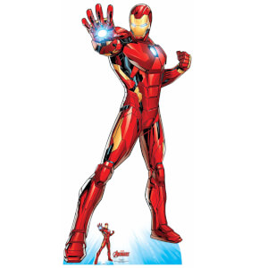 The Avengers Iron Man Oversized Cardboard Cut Out