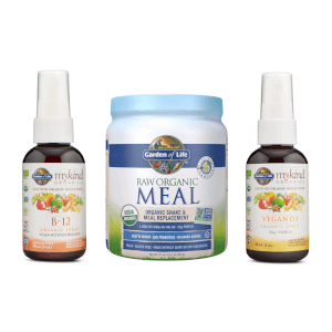 Vegan Starter Bundle (Worth £41.50)