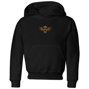 Magic: The Gathering Theros: Beyond Death Owl Emblem Kids' Hoodie - Black
