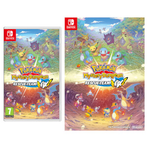 Pokémon Mystery Dungeon: Rescue Team DX Pack