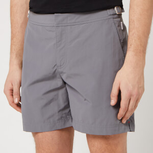 Orlebar Brown Men's Bulldog Swim Shorts - Granite
