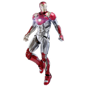 Figurine Articulée Iron Man Mark XLVII Reissue (à l'échelle 1/6) Spider-Man: Homecoming 32cm - Hot Toys