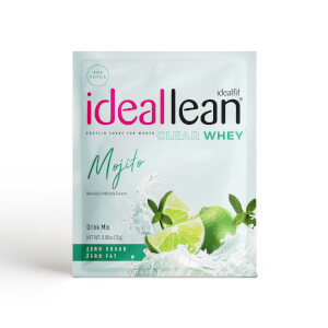 IdealFit Clear Whey Protein - Mojito - Sample