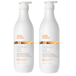 milk_shake Moisture Plus Shampoo and Conditioner 1000ml