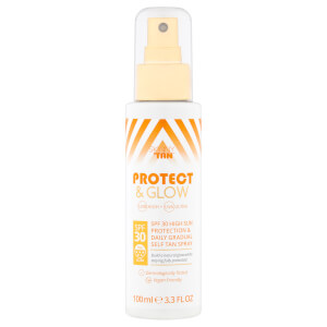 Skinny Tan Protect & Glow Milk Spray SPF30 100ml