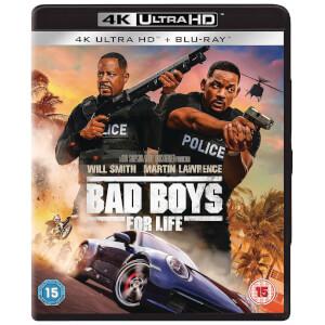 Bad Boys For Life - 4K Ultra HD (Blu-ray 2D Inclus)
