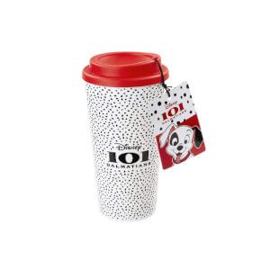 Funko Homeware - 101 Dalmatians: Plastic Lidded Mug: I Need A Nap