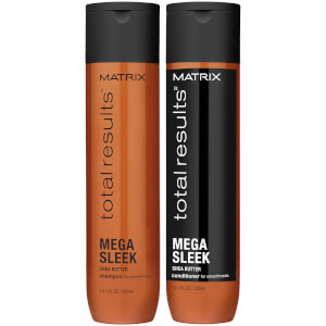 Matrix Total Results Mega Sleek Shampoo and Conditioner Duo