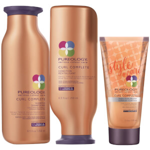 Pureology Curl Complete Trio